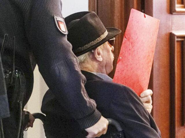Alemania: comienza juicio contra ex guardia de campo de concentración nazi