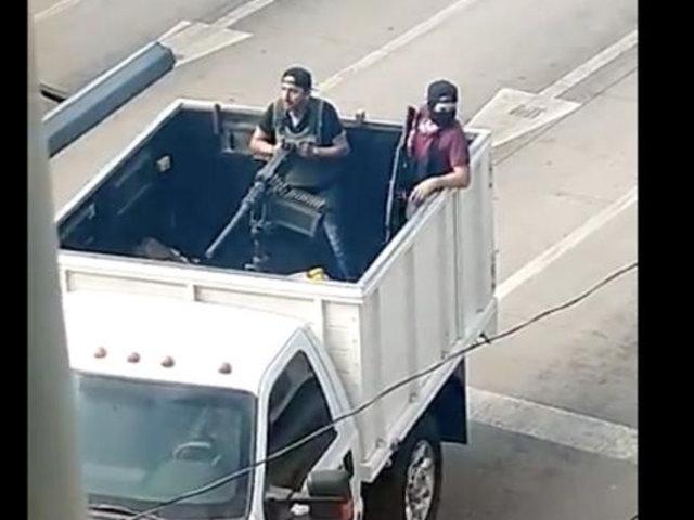 México: hijo del ´Chapo´ Guzmán habría sido capturado en medio de balaceras