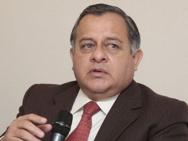 Gerardo Távara: abren investigación preliminar por presunto acoso sexual
