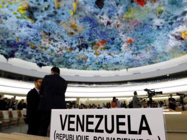 EEUU cuestiona inclusión de Venezuela en Consejo de DDHH de la ONU