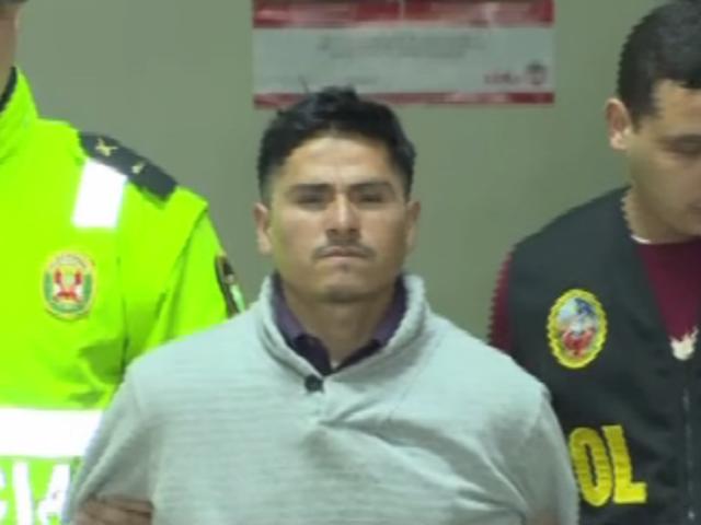 """'Loco del Cuchillo' confesó que atacó a joven: """"actué en legítima defensa"""""""