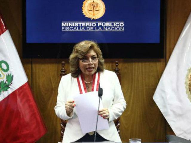 "Zoraida Ávalos advirtió: ""si no se rectifica, voy a querellar a Karem Roca"""