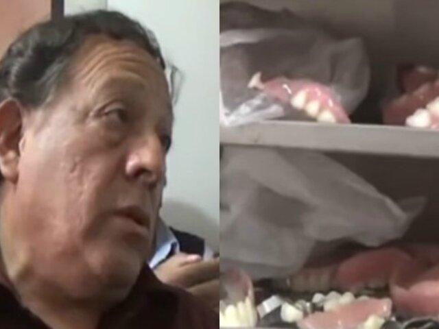 Huaycán: capturan a falso odontólogo en consultorio clandestino