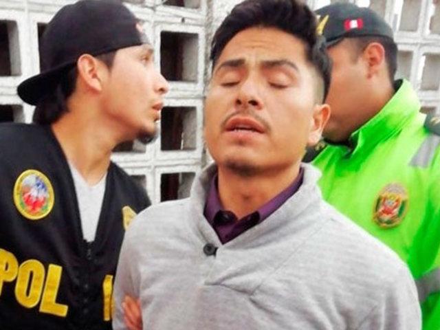 Miraflorinos más tranquilos tras detención del 'Loco del cuchillo'