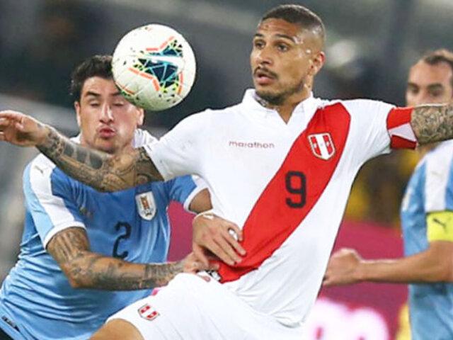 Este será el nuevo puesto de Perú en el ranking FIFA tras amistosos ante Uruguay