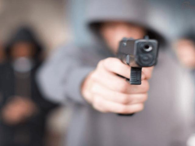 La Libertad: hampones dispararon contra bus para asaltar a pasajeros