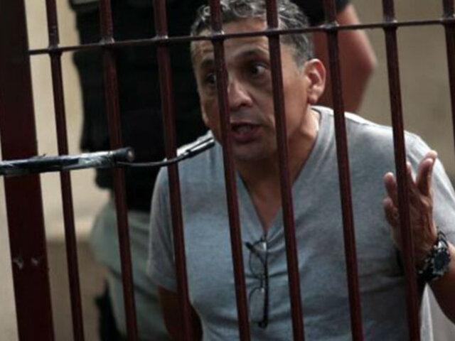 Antauro Humala: INPE inició procedimiento en su contra por coordinaciones políticas