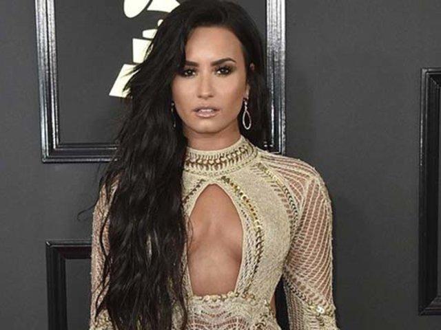 Filtran desnudos de cantante y actriz Demi Lovato en redes sociales