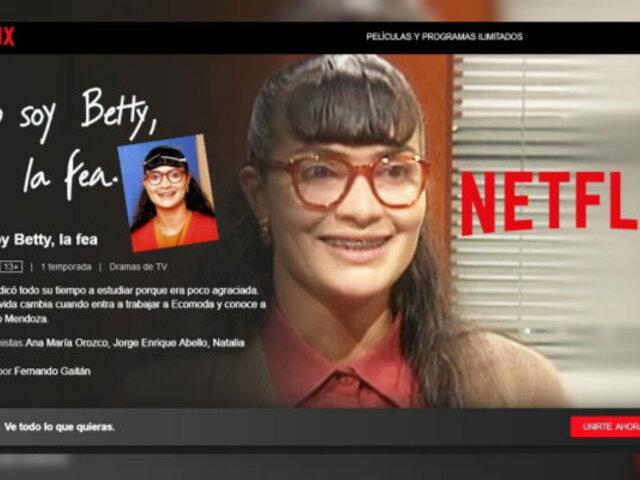 Betty la fea en Netflix: los datos que no sabías de esta novela suceso en Colombia