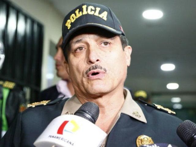 Santa Anita: dos detenidos tras enfrentamiento con policía