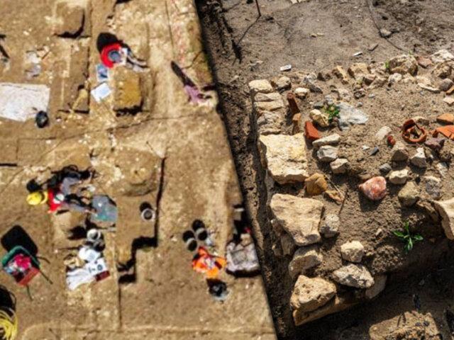 Francia: encuentran una necrópolis de 2.100 años de antigüedad