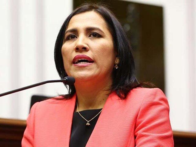 Ministra Pablo anuncia la reestructuración del Instituto Peruano del Deporte (IPD)