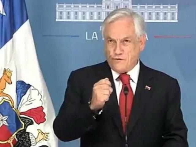 Chile: diputada propone acusar constitucionalmente a Sebastián Piñera