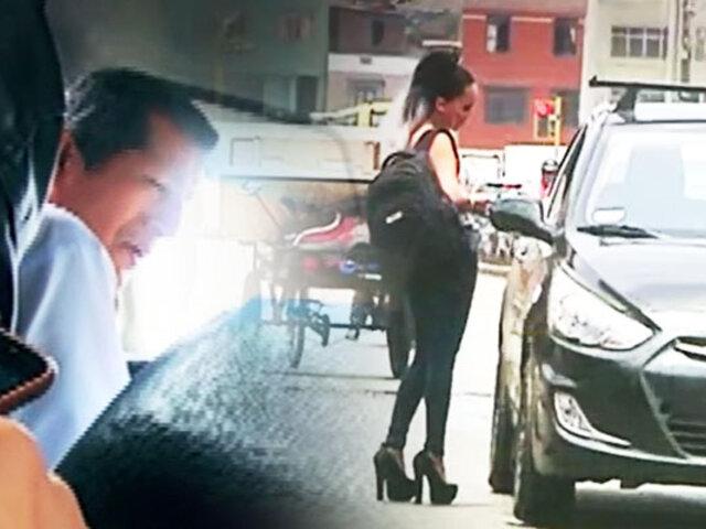 Experimento ASD: cámara oculta pone al descubierto a taxistas acosadores