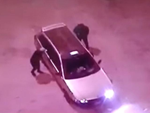 Ate: detienen a raqueteros tras persecución policial