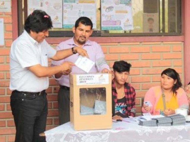 Elecciones en Bolivia: Evo Morales busca su cuarto mandato consecutivo
