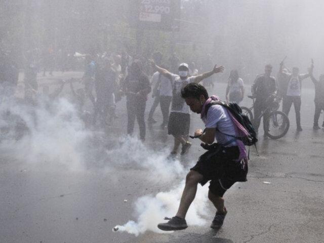 Chile: sube a 11 cifra de muertos tras protestas en Santiago