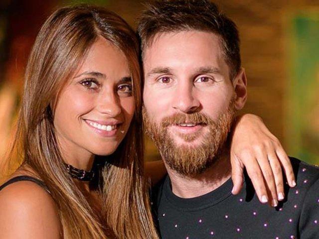 FOTO: Leo Messi y Antonela Roccuzzo muestran su amor adolescente