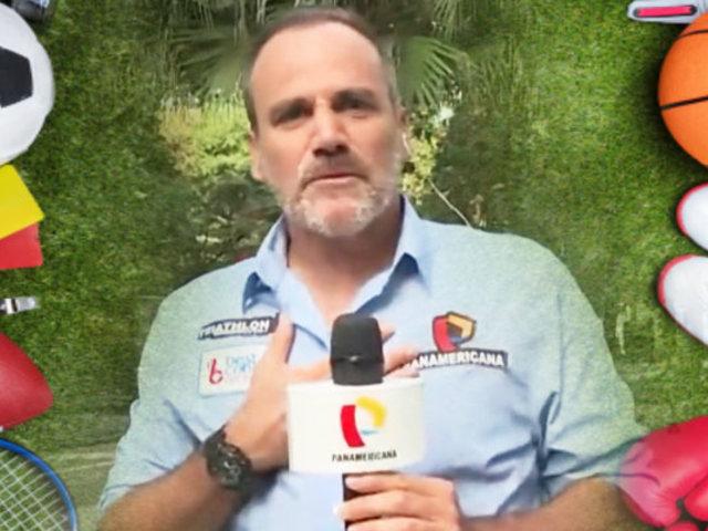 """Omar Ruiz de Somocurcio: somos un país muy """"futbolero"""""""