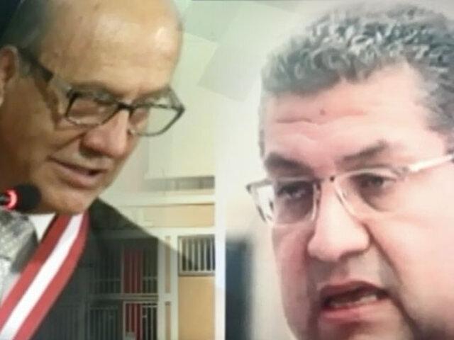 EXCLUSIVO | Walter Ríos: Fiscal Jesús Fernández solicitó 30 días de salida del penal