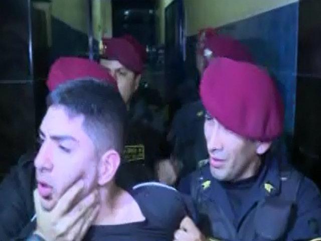 Lince: presunto 'raquetero' se escondió en hostal para evitar ser detenido