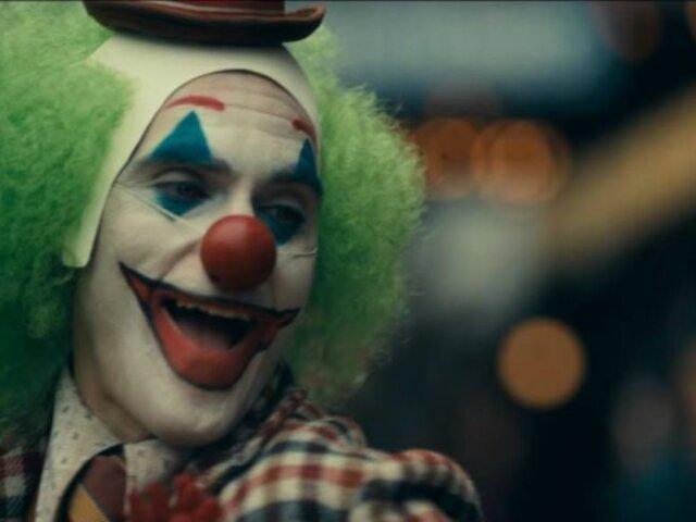 """""""Joker"""": redadas en Atenas para impedir que menores vean la película"""