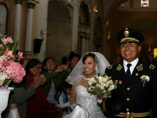 Inés Melchor: así fue la boda de ensueño de fondista peruana en Huancayo