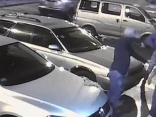 La Victoria: delincuentes asaltan a hombre que llegaba del aeropuerto