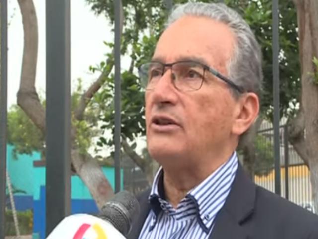 Exministro de Alberto Fujimori, Alejandro Aguinaga, criticó duramente a Fuerza Popular