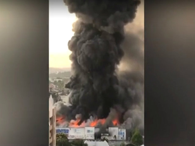 Chile: violentas protestas suman 11 muertos y un centenar de heridos