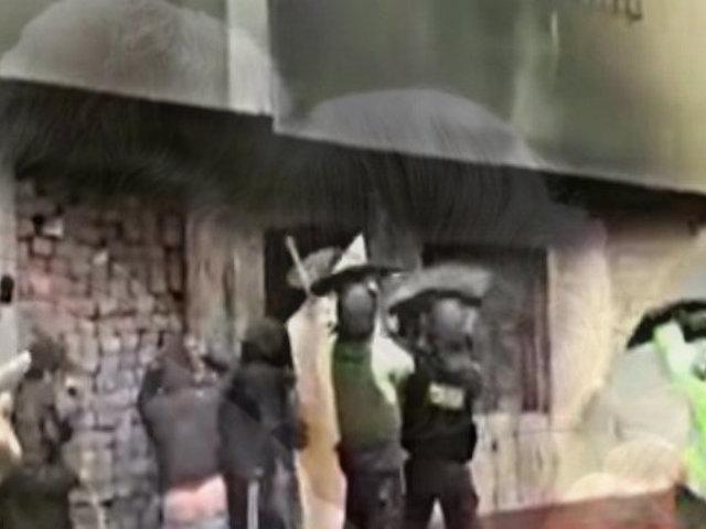 Barranca: ancianos fueron violentamente desalojados de su casa por sus nietos