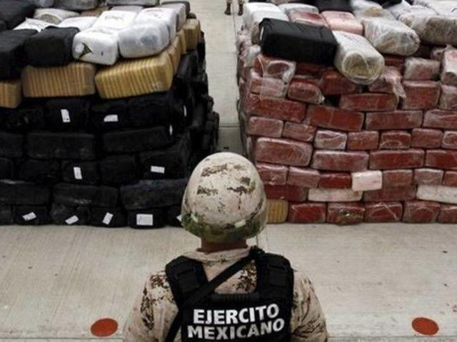 México: desarticulan una de las principales bandas de narcotráfico de la capital