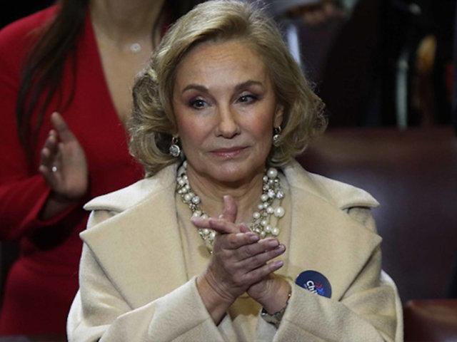 """Primera dama de Chile se lamenta tras filtración de audio: """"Me sentí sobrepasada"""""""