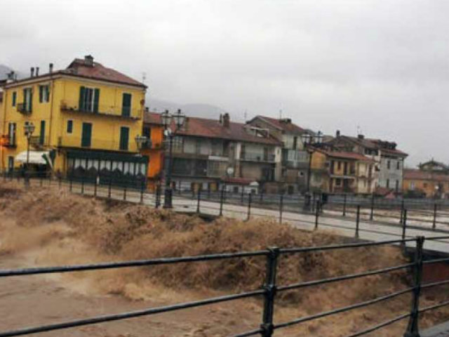 Dos fallecidos y un desaparecido dejan inundaciones al norte de Italia