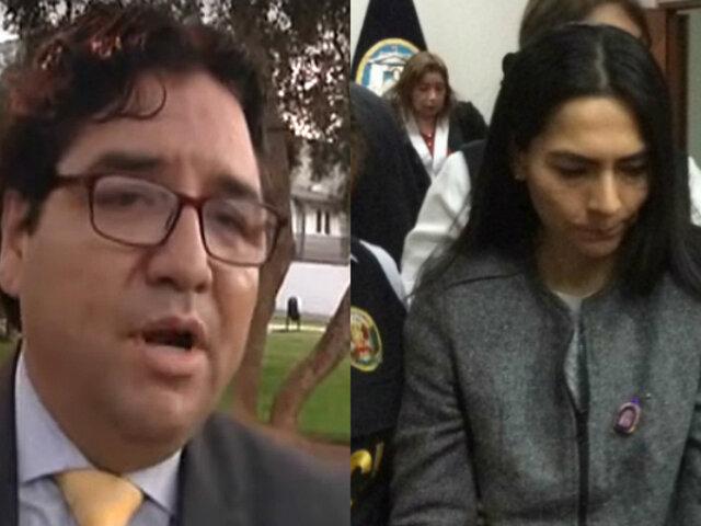 Accidente en Javier Prado: Melisa González fue recluida en penal Virgen de Fátima