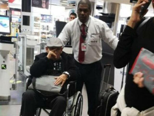 Árbitro investigado por caso Odebrecht salió del país