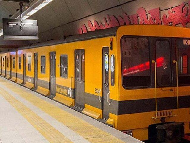 Argentina demanda al Metro de Madrid por venderles trenes con amianto