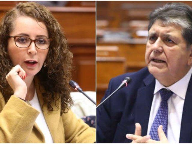 Bartra afirmó que no se excluyó a García del informe final de la Comisión Lava Jato