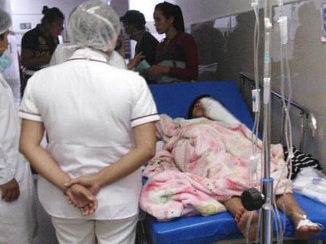 Chiclayo: extranjera fue violada y quemada por su compatriota