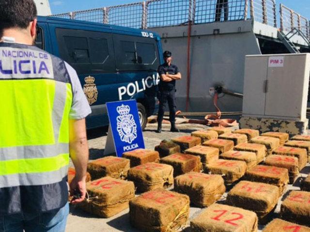 Costa Rica: capturan a colombianos transportando 1.400 kilos de cocaína