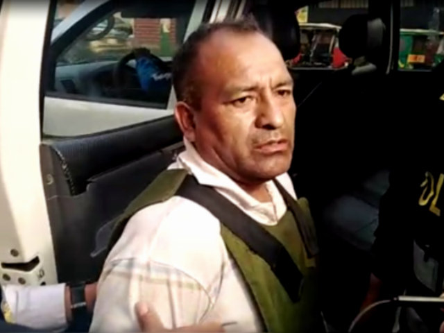 Chosica: capturan a sujeto acusado de violar a nieta de su pareja