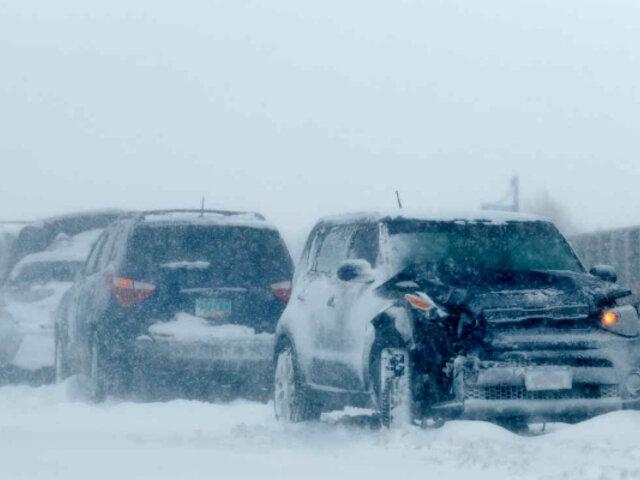 EEUU: Colorado es golpeado por fuertes nevadas