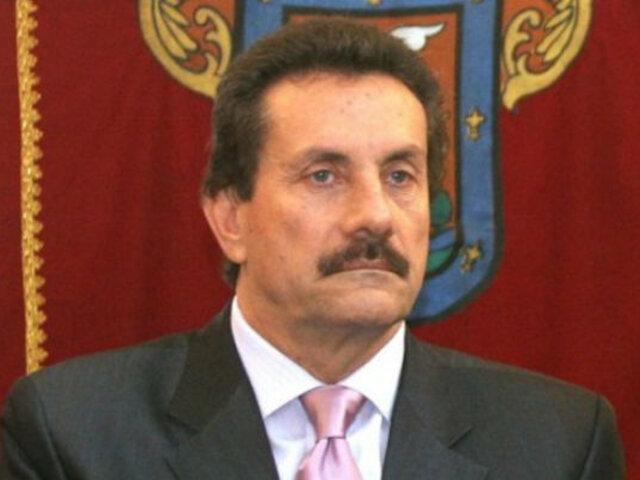 Martín Bustamante dejó su cargo en la Municipalidad de Miraflores