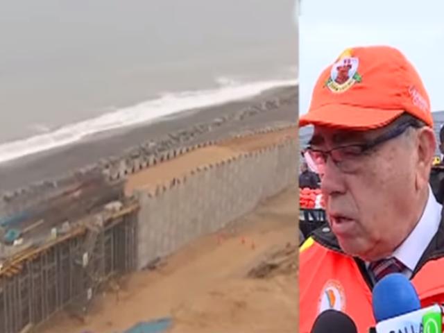 """Gobernador regional del Callao: """"Prefiero ser incapaz que delincuente"""""""