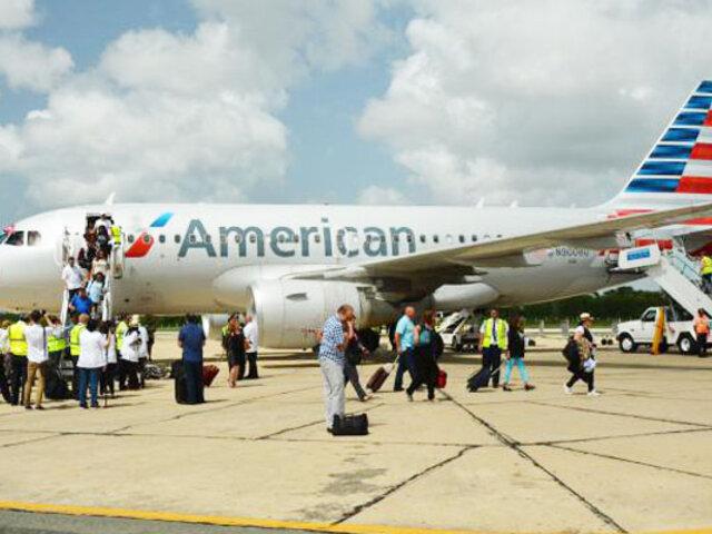 Rechaza canciller de Cuba suspensión de vuelos por parte de EE.UU