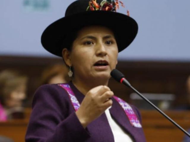 """Tania Pariona renunció a Nuevo Perú: """"Es todo lo que no quiero de una Izquierda"""""""