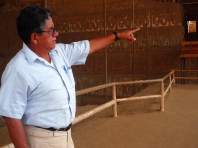 Director de Huacas de Moche: Debió preverse polémica por mural