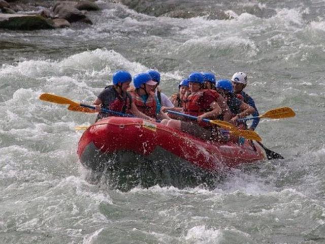Lunahuaná: el mejor lugar para los deportes de aventura
