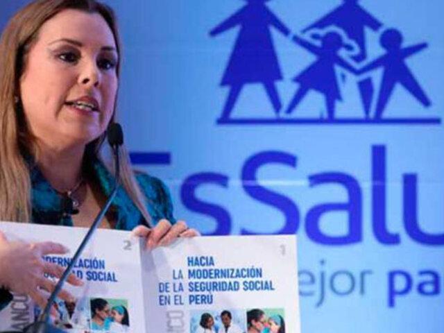 EsSalud en alerta ante posible llegada de coronavirus al país