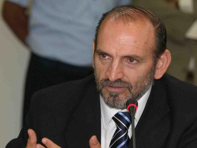 """Yehude Simon tras renuncias en Nuevo Perú: """"es lamentable porque son personajes importantes"""""""
